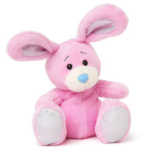 Pink Rabbit - My Blue Nose Friends Plush