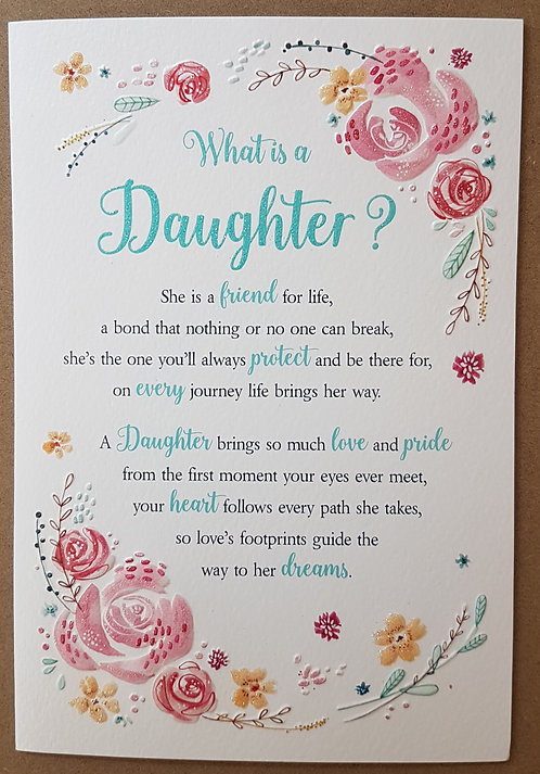 Eternal Range - What is a Daughter? Card