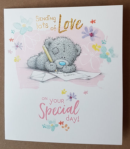 Birthday Greeting Card - Me to You