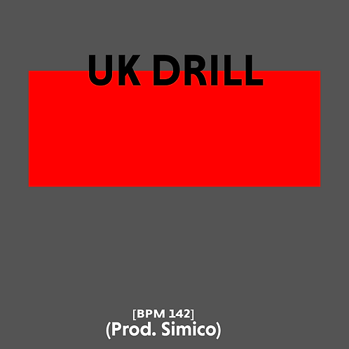 UK Drill Type Beat  [BPM 142]