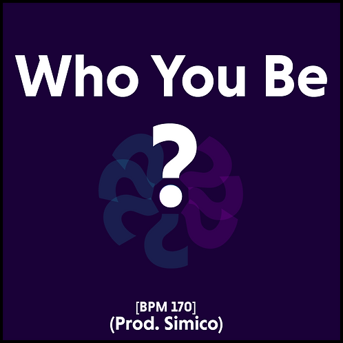 Who You Be (Melodic Flute type Beat)[BPM 170]