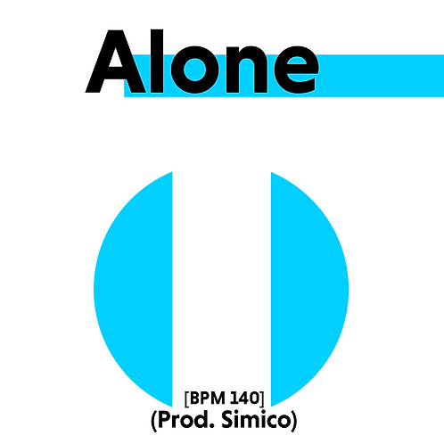 Alone (Melodic Wave Type Beat) [BPM 140]