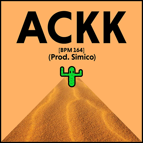 AckK (Kanye x Travis Trap Type Beat) [bpm 164]