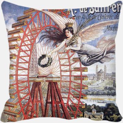 Ferris Wheel Angel