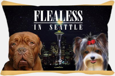Flealess In Seattle -DL