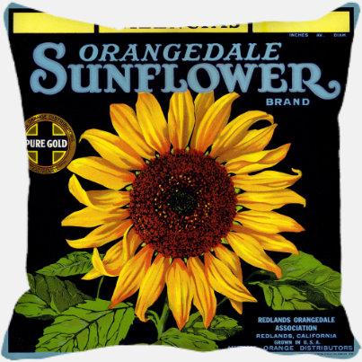 Pure Gold Sunflower