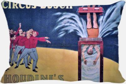 Houdini's Splash