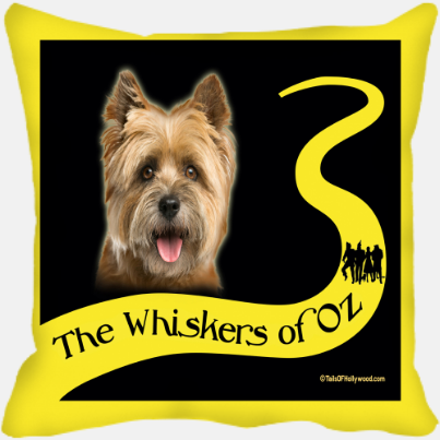 The Whiskers Of Oz -Pup