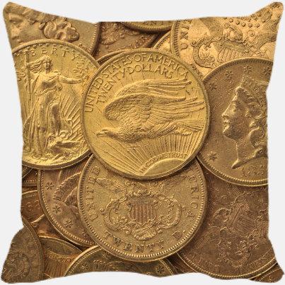 Gold U.S. Coins