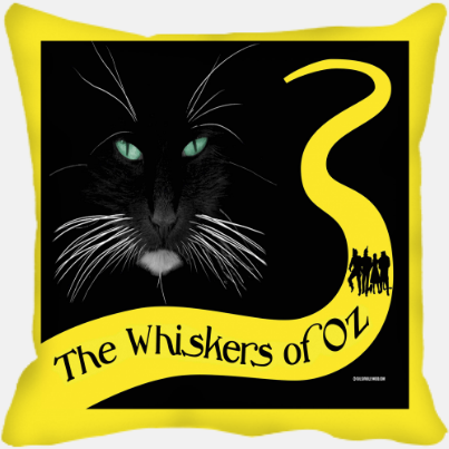 The Whiskers Of Oz -Cat