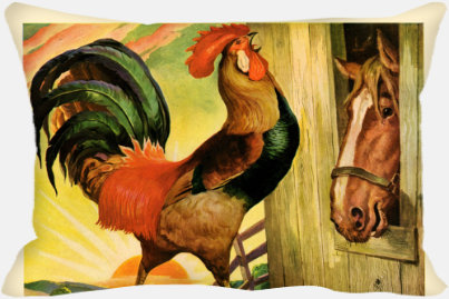 Rooster Serenade