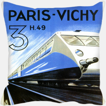 Paris To Vichy
