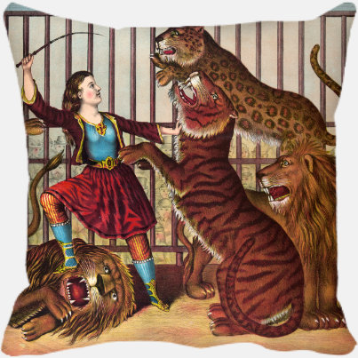 Queen Of The Big cats
