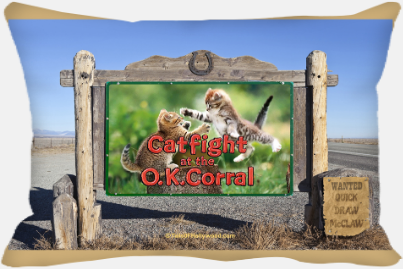Catfight At The O.K. Corral -L