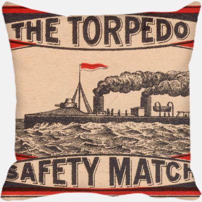 Torpedo Ahead