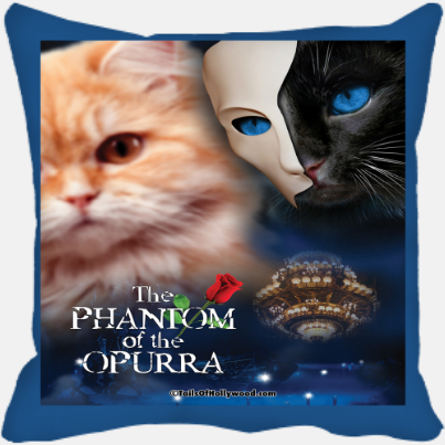 The Phantom Of The Opurra-Blue