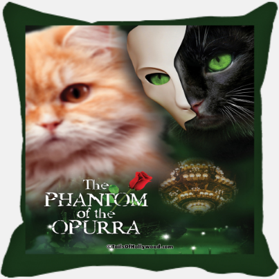 The Phantom Of The Opurra -Green