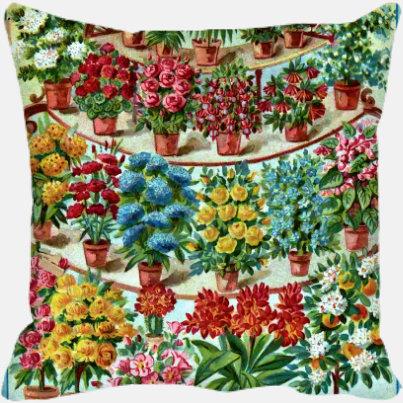 Floral Garden Love