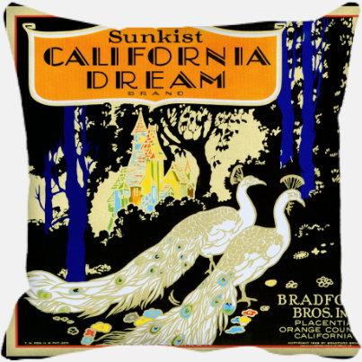Dreamy Peacocks