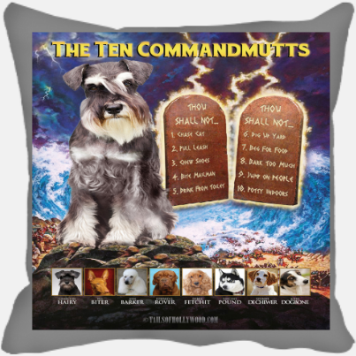 The Ten Commandmutts -With CAST of DOGS