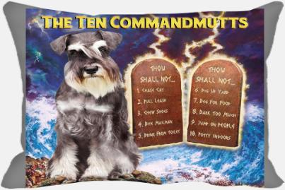 The Ten Commandmutts -L