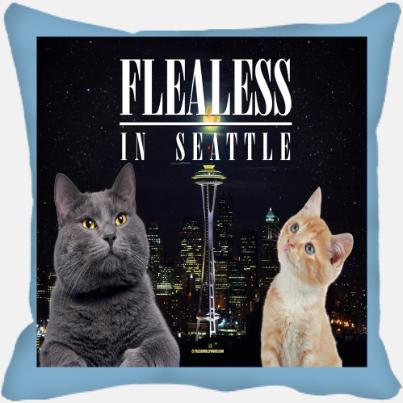 Flealess In Seattle - Cats