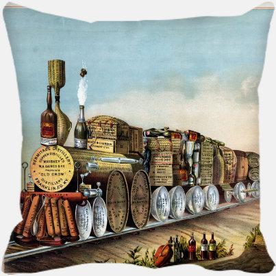 Liquor Locomotive
