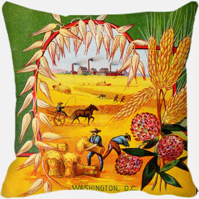 Thriving Wheat