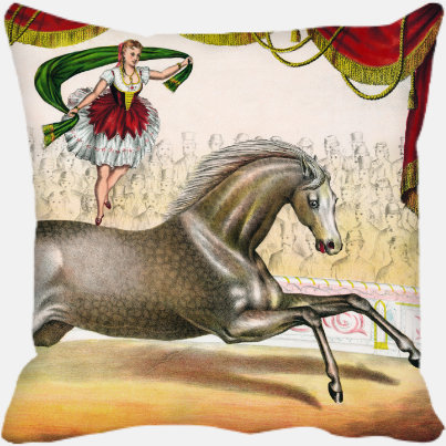 Equestrian Ballerina
