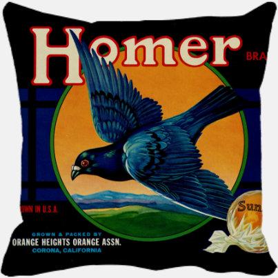 Homer Blue