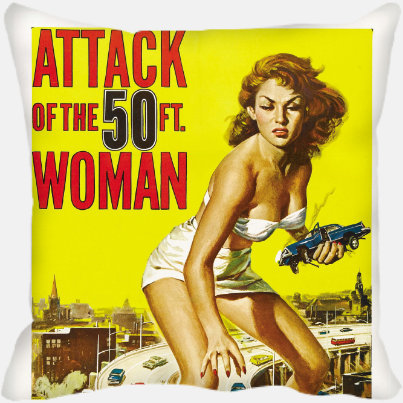 Fifty Foot Woman