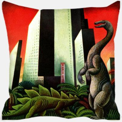 Radio City Dinosaur