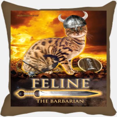 Feline The Barbarian