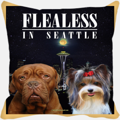 Flealess In Seattle - Dogs