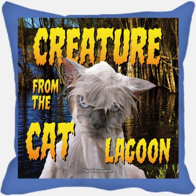 Creature Of The Cat Lagoon