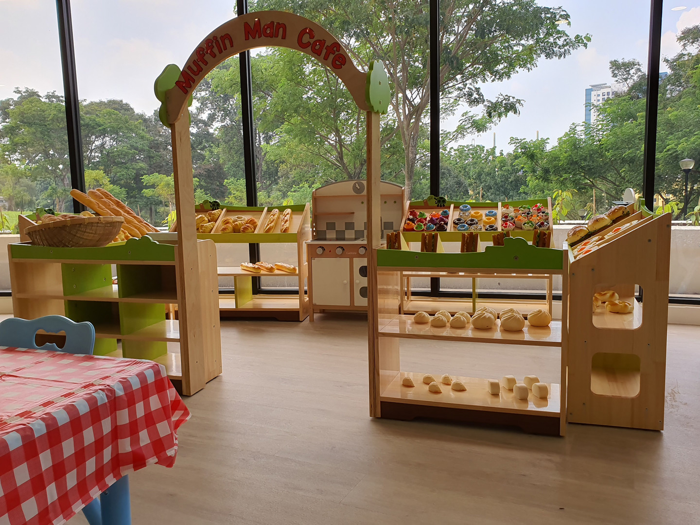 Chatsworth Preschool @ Clementi Woods