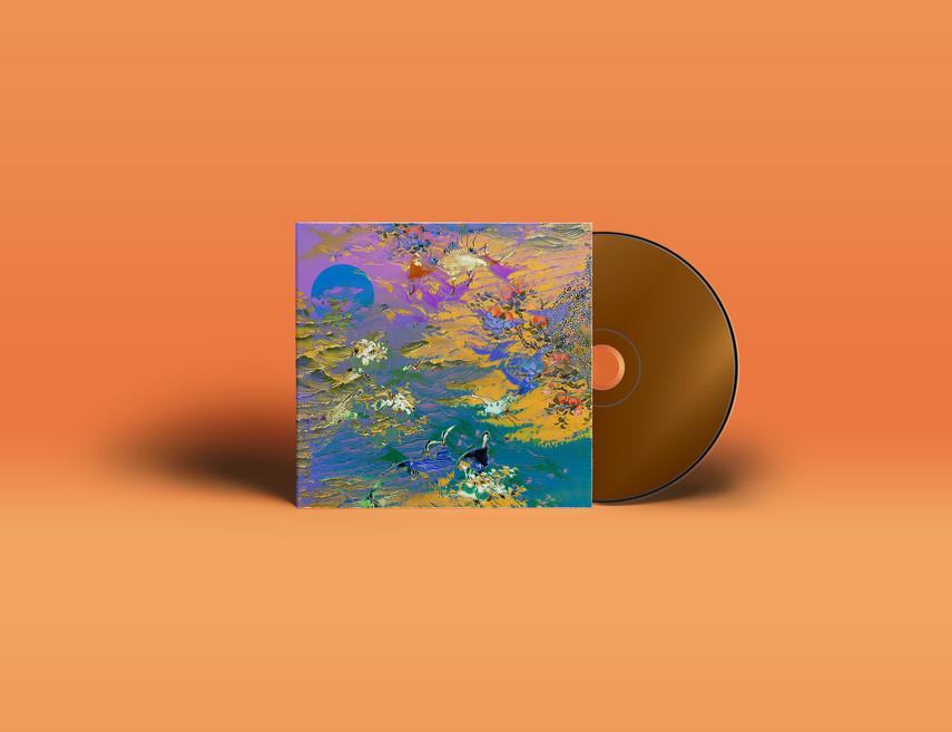 Music to breathe / design cover