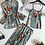 Thumbnail: 3 Pcs Printing Women Robe Sets  Nightdress+Cardigan+Pant Set  High Quality