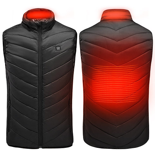 Electric Heated Vest for Men and Women