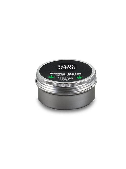 Hemp Balm - Premium Grade - 100% Natural - 1000MG - 2 Oz. / 60 G.