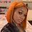 Thumbnail: Short Bob Lace Front Wigs Orange Bob Wig 4x4 /13x4 Lace Front Wigs 150% Density