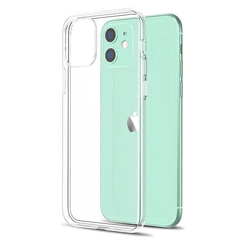 Ultra Thin Clear Phone Case for iPhone 11 7 Case Silicone Soft Back Cover