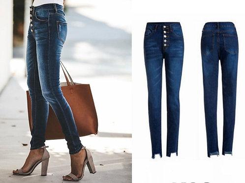 Stretch  Push Up Skinny Jeans Woman Classic Mom Jeans Jean Femme Denim Pants