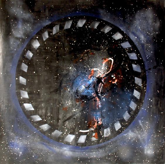 Mandala 1 cosmos web