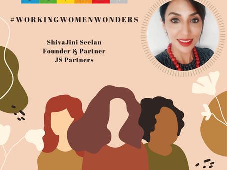 #WorkingWomenWonders Exclusive Interview with SCIKEY