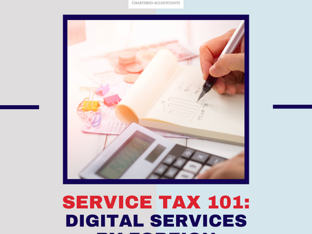Malaysia's Digital Services Tax: Will Foreign Service Providers Be Affected?