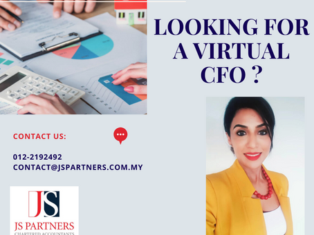 Engage a Virtual Chief Financial Officer