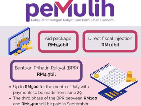 PEMULIH 2021 Stimulus Package Highlights