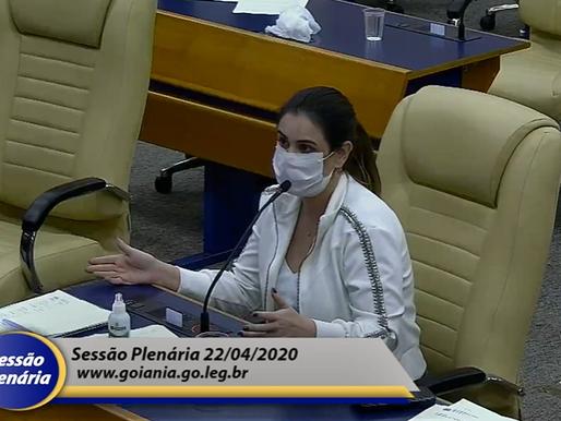 Priscilla Tejota propõe instalação de lavatórios públicos em áreas de grande circulação da capital