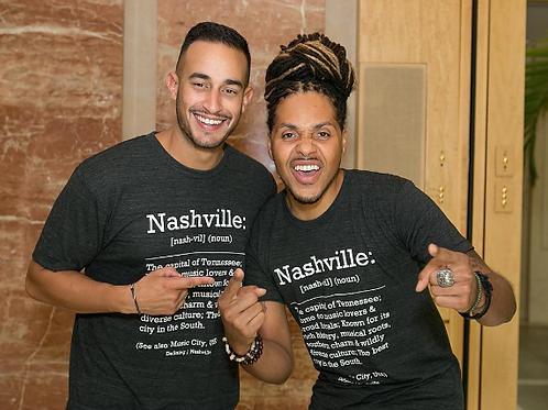 Nashville Tee (Black)